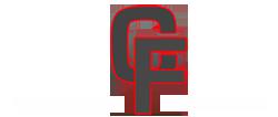 CUSTOM FRAMES  Logo